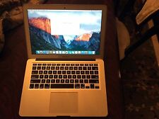 "USE CLEAN Apple MacBook Air A1466 13.3"" Laptop EARLY 2015 1.6GHz i5 8GB 256SSD"