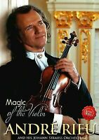 ANDRE RIEU: MAGIC OF THE VIOLIN USED - VERY GOOD DVD