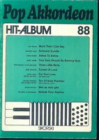 """ POP AKKORDEON HIT ALBUM 88 """