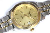 Tissot PR50 quartz 3 jewels ETA F06.111 Swiss mens watch
