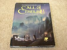 Chaosium Call of Cthulhu 7th Edition Keeper Screen accessory