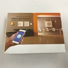 WiFi Light Switch Smart In-Wall, Phone Remote Control Wireless No Hub Timing