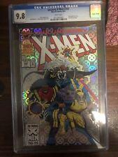 Uncanny x-men #300 sharp corners white pages CGC 9.8 Old Case