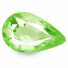1.65ct 100% Natural earth mined aaa green color tsavorite garnet from tanzania