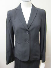 Jones New York Petite Platinum Stretch Jacket  2P Black NWT $199