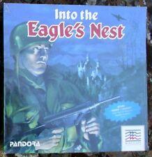 Into the Eagles Nest  for Atari 520/1040 ST NIB New