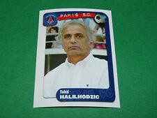 N°284 HALILHODZIC PARIS SAINT-GERMAIN PSG PANINI FOOT 2005 FOOTBALL 2004-2005