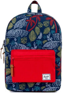Zaino Zainetto Ragazzo/a Herschel Backpack Boy Girl Settlement Youth 11L-flower
