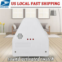 Switch Sound Activated Switch On/Off Hand Clap Electronic Gadget Home Appliances