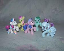 My Little Pony MLP Blind Bag Wave 9 2013 - Rarity, Shoeshine, Sea Swirl, ++