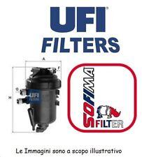 Filtro Carburante UFI-SOFIMA S 5181GC - 55.181.00 Ypsilon Musa Idea