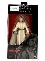 "Star Wars The Black Series - Luke Skywalker (Jedi Master) 6"" Scale Action Figure"
