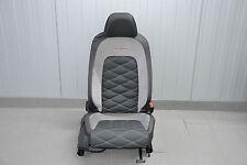 Original VW Scirocco GTS Sitz Beifahrer vorn rechts Leder/Alcantara Seat Seats