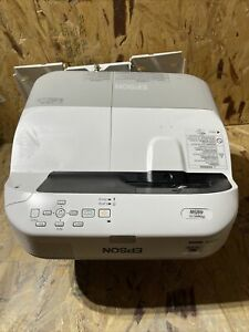 Epson PowerLite 485W 3LCD WXGA UST Short Throw Projector 3100 Lumens 1500 Hours