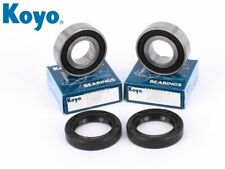KTM SX 85 2009 Genuine Koyo Front Wheel Bearing & Seal Kit