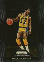 2018-19 Panini Prizm Basketball Dominance #2 Magic Johnson Los Angeles Lakers