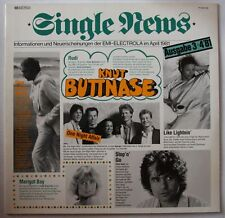 EMI Inhouse Promo LP 1981 Lords Dolly Dollar G. Becaud