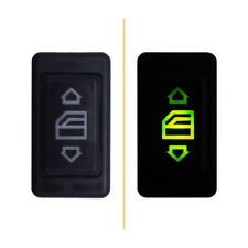 1* 12V/24V Universal Car Power Window Switch Lamp 6 pin 20A ON/OFF SPST Rocker