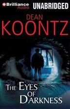Dean KOONTZ / The Eyes of Darkness       [ Audiobook ]