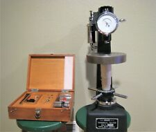 Rockwell Goko-Seiki No.3R Mfd No.1555 Hardness Tester Scale Weights Japan