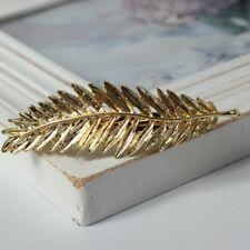 Haarklammer Haarspange Schleife Schleifchen gold silber Haarschmuck A438