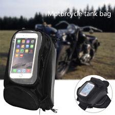 Borsa Moto Motocicletta da Serbatoio a Tracolla Capacità 19*29cm con Magneti