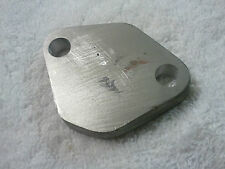 Alfa Romeo 105/116 series ALL MODELS FUEL PUMP MOUNTING BLANKING PLATE, NEW