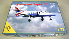 Jetstream Super 31 aircraft model kit (PE parts) 1/72 SOVA-M # 72007 NEW!!!