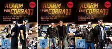 6 DVDs * ALARM FÜR COBRA 11 - STAFFEL 33 - 35 IM SET # NEU OVP §