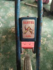 Vintage BANTEL CAT KIDS SCOOTER