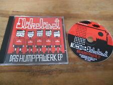 CD Punk Eläkeläiset - Das Humppawerk EP (5 Song) HUMPPA STUPIDO jc