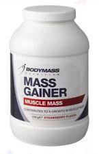 BODYMASS - MASS GAINER - MUSCLE MASS - POUDRE DE PROTEINE 1,250 KG