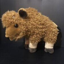 "Wild Republic Bison Calf Baby Buffalo Plush 10 """
