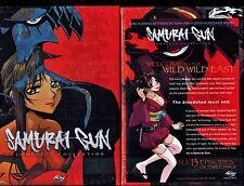 Samurai Gun - The Complete Anime Collection (Brand New 3 DVD Box Set, 2008)