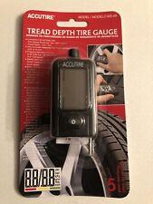 Accutire Tread Depth Digital Tire Thread Air Pressure Gauge MS-48 Sealed Package