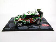 Mini John Cooper Works WRC Monte Carlo 2012 Nobre 1:43 RALLY MODEL CAR RB10