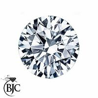 Loose 0.56ct Natural Mined Round Brilliant Cut Excellent White Diamond Diamonds