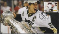 CANADA # 2942.04 - SID CROSBY HOCKEY STAMP on FIRST DAY COVER