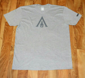 Assassin's Creed Odyssey Very Rare Promo T-Shirt Size XL PS4 Xbox One GameStop