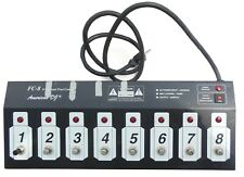 American DJ FC-8 Stage Light Controller Footswitch