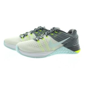 Nike 849809 Womens Metcon DSX Flyknit Training Low Top Shoes Sneakers