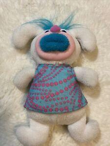 """White """"Sing, Sing, Sing"""" - 9in.Stuffed/Plush Sing-a-ma-jig - Fisher Price/Mattel"""
