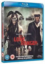 The Lone Ranger Blu-Ray Nuovo (BUY0196101)