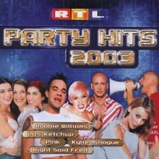 RTL Party Hits 2003 (40 tracks, BMG) Pink, Robbie Williams, Jeanette, T.. [2 CD]