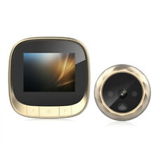 Smart Digital Door Viewer Peephole Door Camera Doorbell Photo Shooting