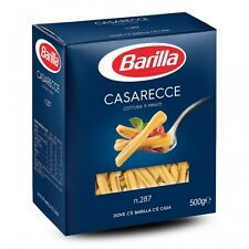 10x Pasta Barilla Casarecce Nr. 287 italienisch Nudeln 500 g pack
