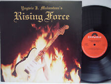 YNGWIE MALMSTEEN - Rising Force LP (RARE US Club Pressing on POLYDOR) MINT--