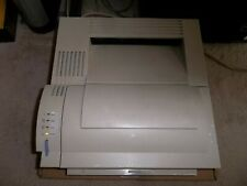 HP LaserJet 4L (C2003A) laser printer w/ power and parallel cables
