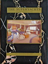 Superyachts 13 New In Box Megayachts Coffee Table Mint