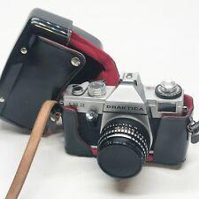 VINTAGE PRAKTICA LB2 SLR DOMIPLAN LENS 35mm  CAMERA
